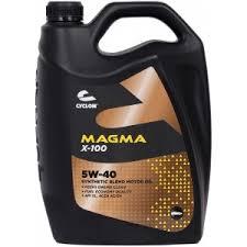 Двигателно масло CYCLON MAGMA X100 5W40 4L