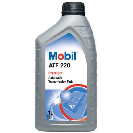 Хидравлично масло MOBIL ATF 220 1L