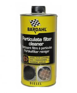 Добавка за почистване на DPF FILTER Bardahl Particulate Filter Cleaner 1L