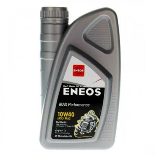 Двигателно масло ENEOS MAX PERFORMANCE 4T 10W40 1L