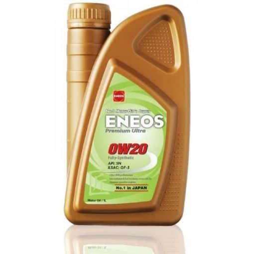 Масло ENEOS PREMIUM ULTRA 0W20 1L