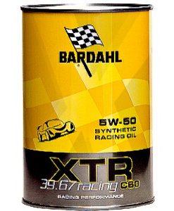 Двигателно масло BARDAHL XTR 39.67 C60 RACING 5W50 1L