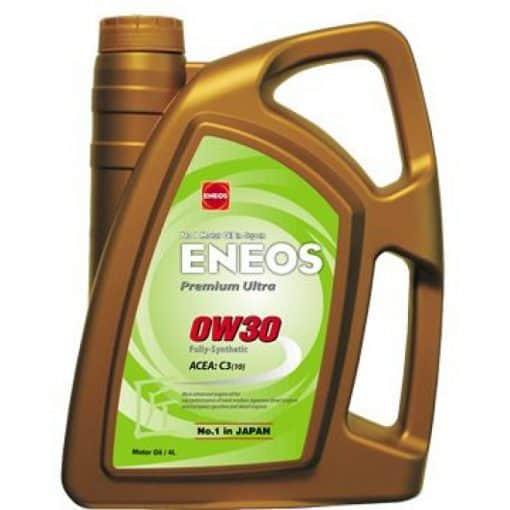Масло ENEOS PREMIUM ULTRA 0W30 4L
