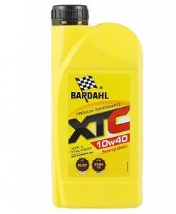Масло BARDAHL XTC 10W40 1L