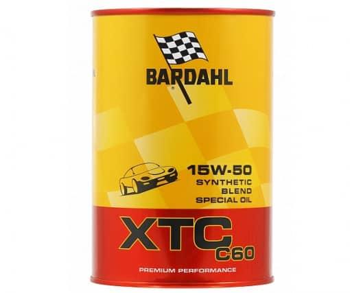 Масло BARDAHL XTC C60 15W50 1L
