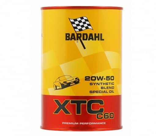 Масло BARDAHL XTC C60 20W50 1L
