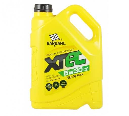 Масло BARDAHL XTEC 5W30 C3 4L