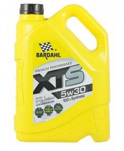 Масло BARDAHL XTS 5W30 5L
