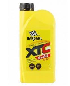Масло BARDAHL XTC 5W40 1L