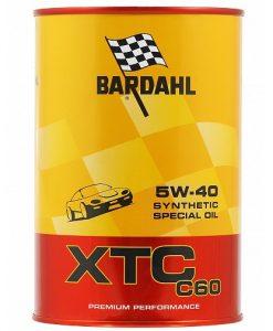Масло BARDAHL XTC C60 5W40 1L