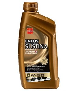 Масло ENEOS SUSTINA 0W50 1L