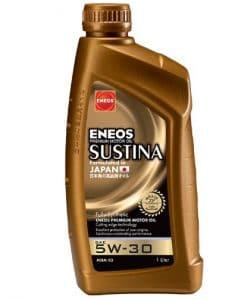 Масло ENEOS SUSTINA 5W30 1L