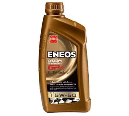 Масло ENEOS GP4T ULTRA ENDURO 15W50 1L