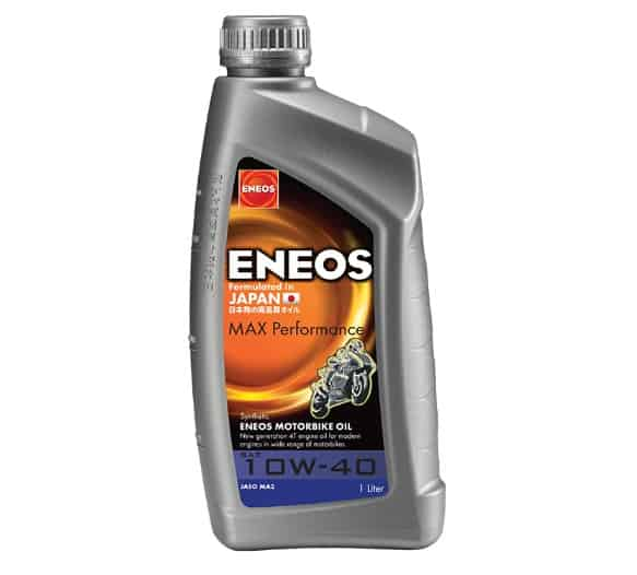 Масло ENEOS MAX PERFORMANCE 10W40 1L