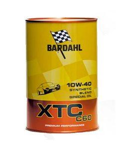 Масло BARDAHL XTC C60 10W40 1L
