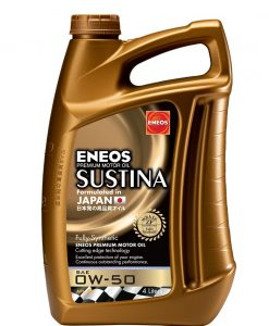 Масло ENEOS SUSTINA 0W50 4L
