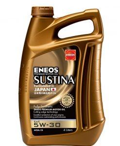 Масло ENEOS SUSTINA 5W30 4L