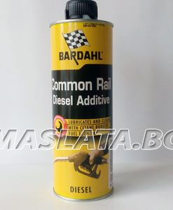 ДОБАВКА ЗА ДИЗЕЛ Bardahl Common Rail 0,500ml