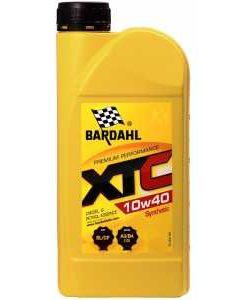 Двигателно масло BARDAHL XTC 10W-40 1L