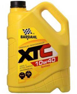 Масло BARDAHL XTC 10W40 5L