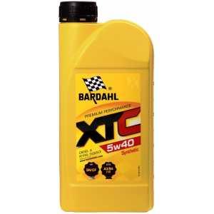 Двигателно масло BARDAHL XTC 5W-40
