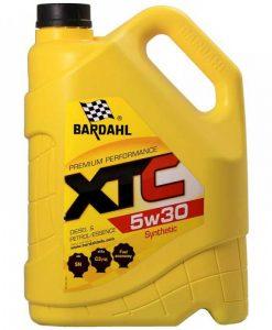 Масло BARDAHL XTC 5W30 5L