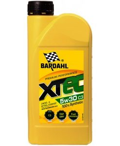 Двигателно масло BARDAHL XTEC 5W-30 C3 1L