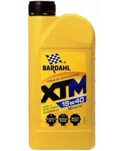 Двигателно масло BARDAHL XTM 15W-40