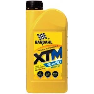 Двигателно масло BARDAHL XTM 15W-50 1L