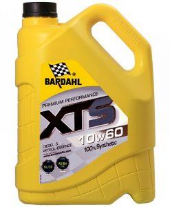 Масло BARDAHL XTS 10W60 5L