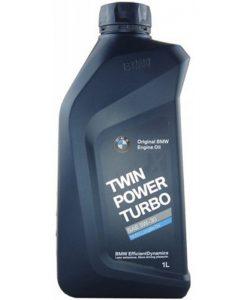 Оригинално масло за BMW 5W30 Twin Power Turbo 83212365933 1 литър