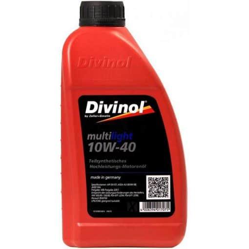 Двигателно масло DIVINOL MULTILIGHT 10W40 1L