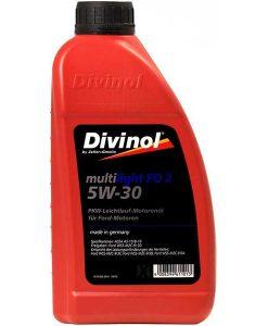 Двигателно масло DIVINOL MULTILIGHT FO 2 5W30 1L