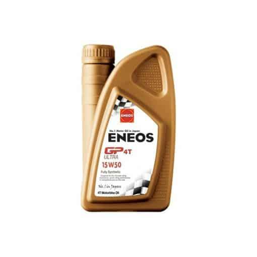 Двигателно масло ENEOS GP4T ULTRA ENDURO 15W-50 1L