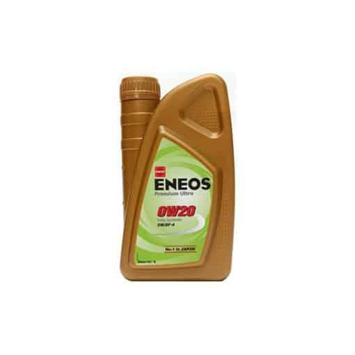 Двигателно масло ENEOS PREMIUM ULTRA 0W20 1L