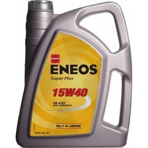 Двигателно масло ENEOS SUPER PLUS 15W40 4L