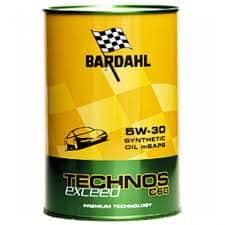 Двигателно масло BARDAHL TECHNOS C60 EXCEED 5W30 1L