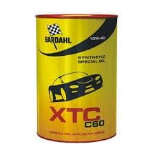 Двигателно масло BARDAHL XTC C60 10W-40 1L
