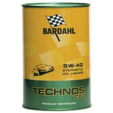 Двигателно масло BARDAHL TECHNOS C60 EXCEED 5W40 1L