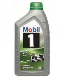 Масло MOBIL 1 ESP 0W30 1L