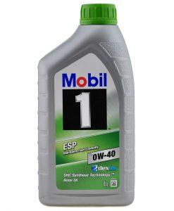 Масло MOBIL 1 ESP X3 0W40 1L