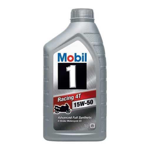 Двигателно масло MOBIL 1 RACING 4T 15W50 1L