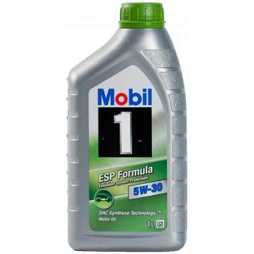 Двигателно масло MOBIL ESP FORMULA 5W-30 1L