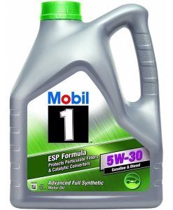 Двигателно масло MOBIL ESP FORMULA 5W30 4L