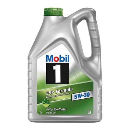 Двигателно масло MOBIL ESP FORMULA 5W-30 5L