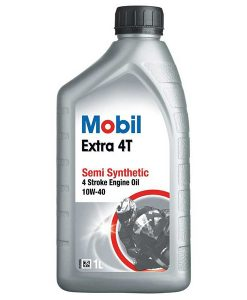 Двигателно масло MOBIL EXTRA 4T 10W40 1 L