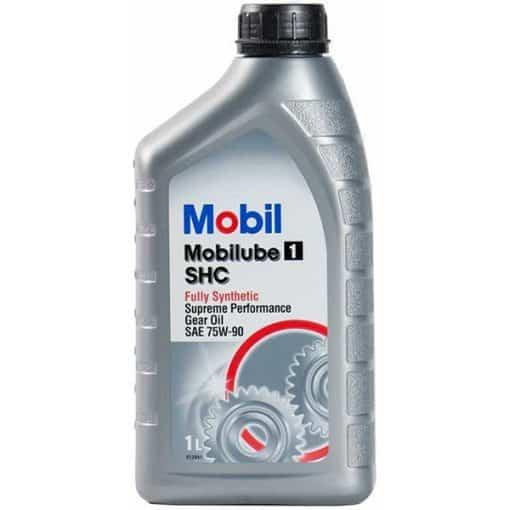 Трансмисионно масло MOBIL MOBILUBE 1 SHC 75W-90 1L