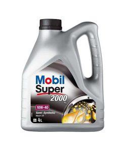 Двигателно масло MOBIL SUPER 2000 X1 10W40 4L