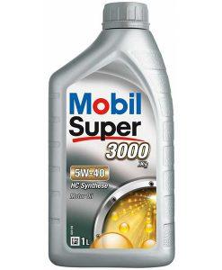 Двигателно масло MOBIL SUPER 3000 X1 5W40 1L