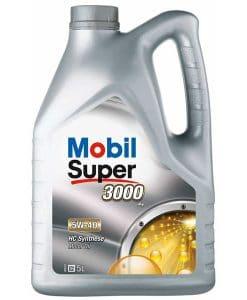 Двигателно масло MOBIL SUPER 3000 X1 5W-40 4L